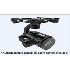 Voyager 4K zoom gimbal camera