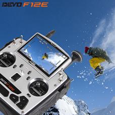 DEVO-F12E radio+Receiver RX1202