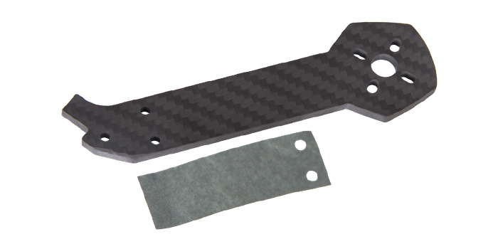 Motor fixed plate